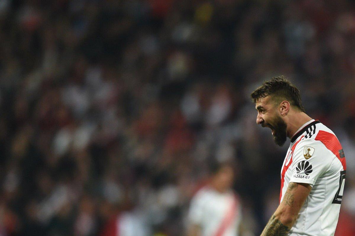 🔥 Lucas Pratto en las finales de la Copa Libertadores contra Boca.  2⃣ Partidos 🏟 2️⃣1️⃣0️⃣ Minutos ⌚ 4️⃣ Tiros al arco 🥅 2⃣ Goles ⚽    📈 @OptaJavier