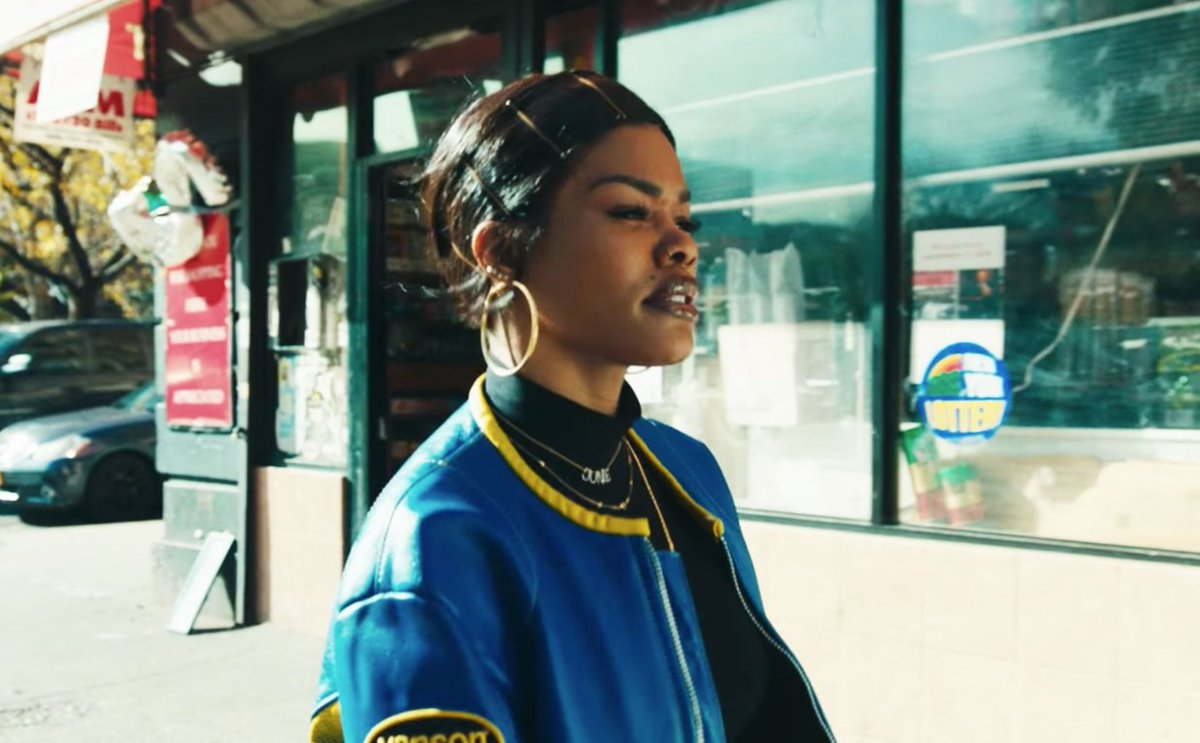"""See Teyana Taylor's self-directed video for the Wu-Tang Clan remix of her track """"Gonna Love Me"""" https://t.co/bReeuhdAGa"""