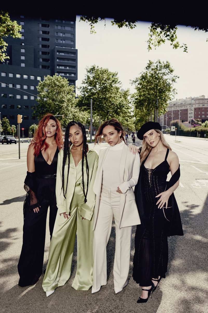 Last couple weeks have been a whirlwind!  Thanks for having us @TheGNShow ❤️️ We love this song so much! Thanks for watching.  Listen to it now on our new album #LM5  https://t.co/rTNokyuTD4  The girls x
