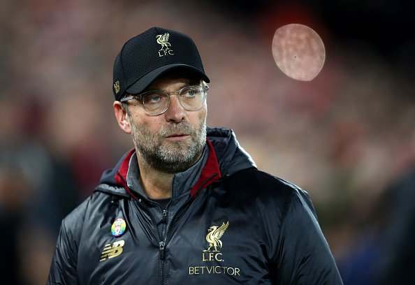 "Jurgen Klopp: ""I'm aware of the criticism of Man Utd, but when we analyse them and turn off the sound, the quality is there. They are really strong. Unbelievable quality. We don't judge the points they have, we judge the quality."" #MUFC #LFC"