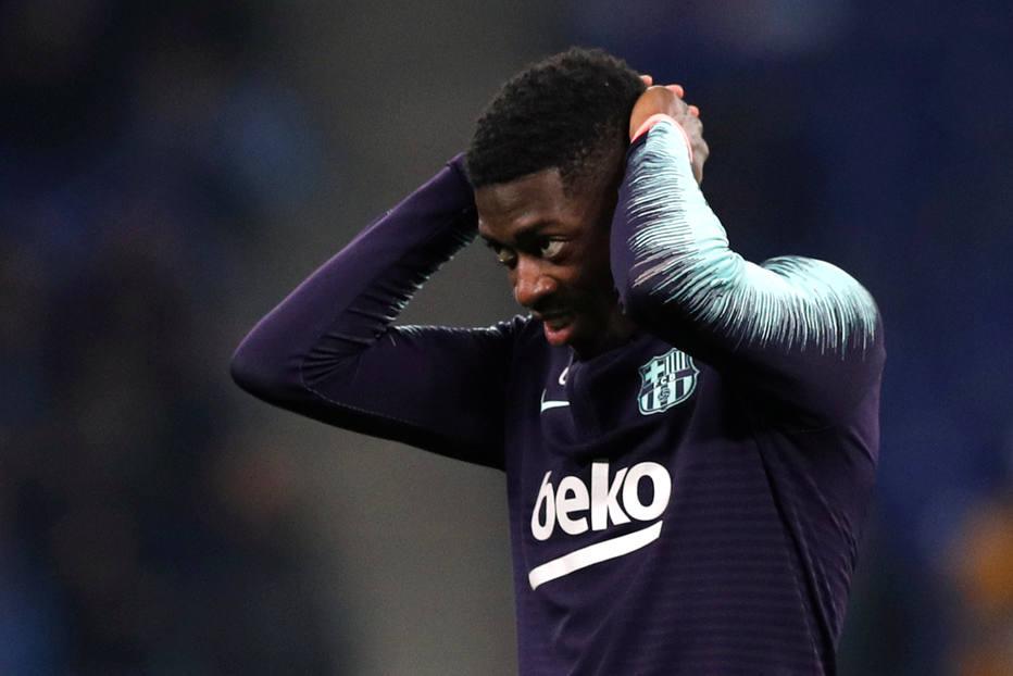 >@esportefera Barcelona proíbe Dembélé de dormir com o celular desligado, diz jornal https://t.co/J1OJyj8ESL