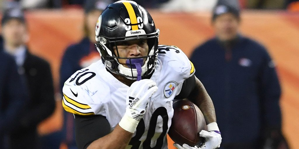James Conner (ankle) returns to practice, questionable for Steelers vs. Patriots https://t.co/jd4yDHeRkd