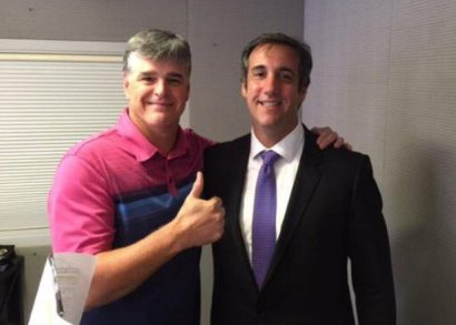 A bot caught Fox News host Sean Hannity deleting at least 5 tweets discussing Michael Cohen https://t.co/UbcTi9clOh