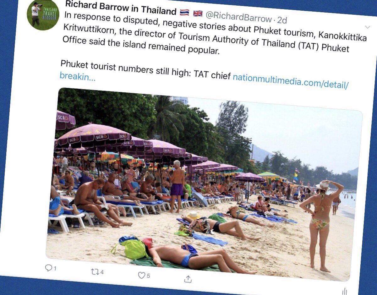 Richard Barrow in Thailand 🇹🇭 🇬🇧 على تويتر: