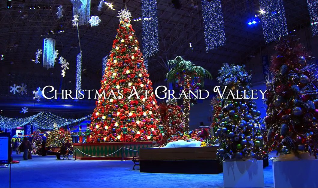 Christmas At Grand Valley.Hallmarkies Podcast On Twitter Danica And Brennan Are