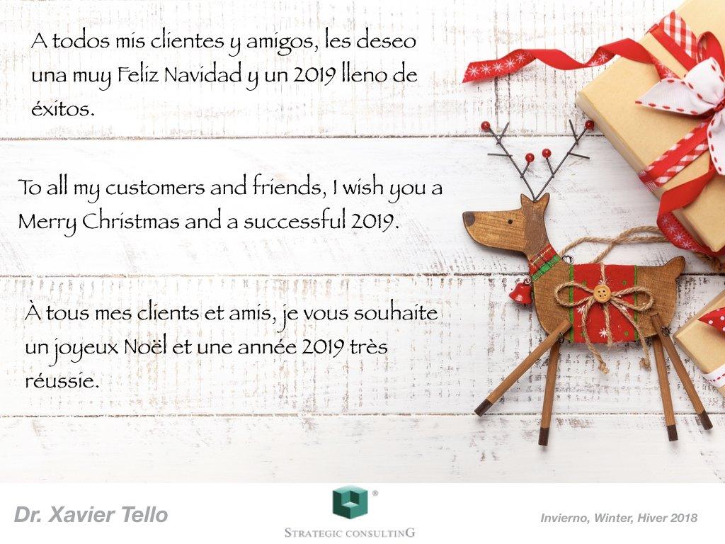 Feliz Navidad Joyeux Noel 2019.Xavier Tello On Twitter Feliz Navidad Merry Christmas