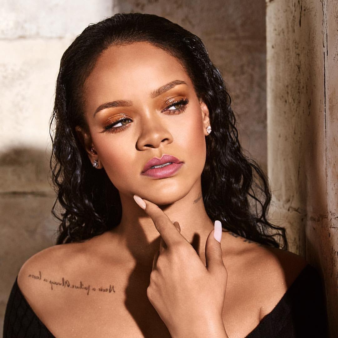 "Rihanna On Twitter: ""#THICC @fentybeauty DEC. 26.…"