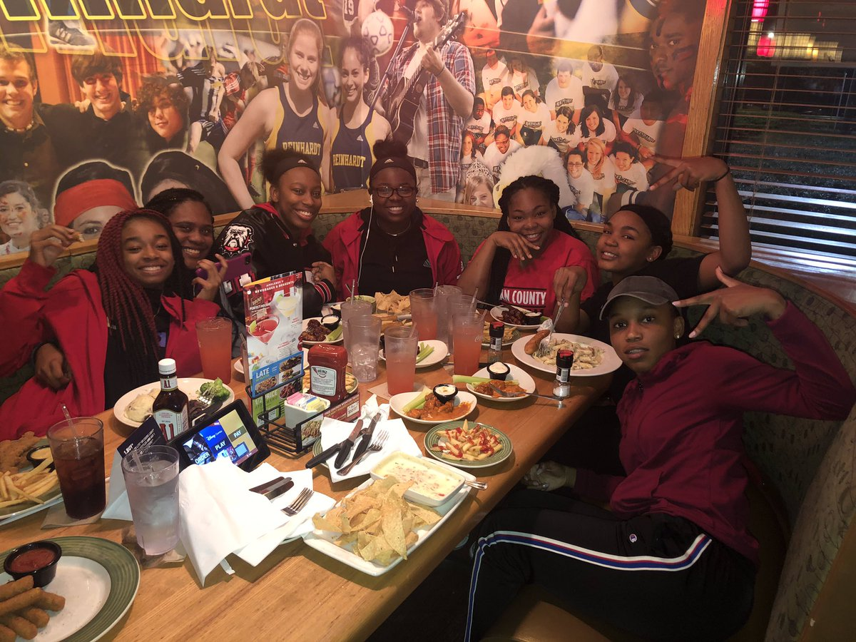 Family dinner after a tough game tonight. On to the next one.