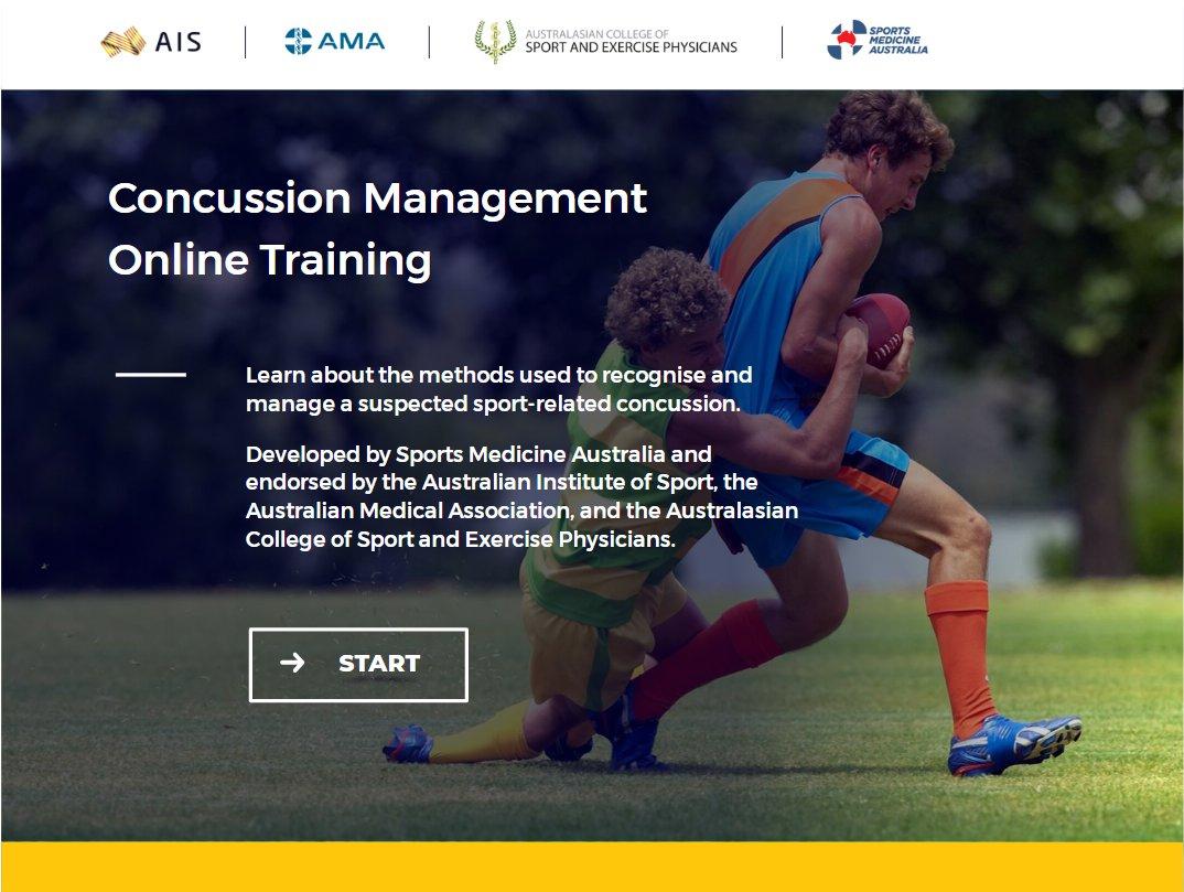 Sports Medicine Australia on Twitter: