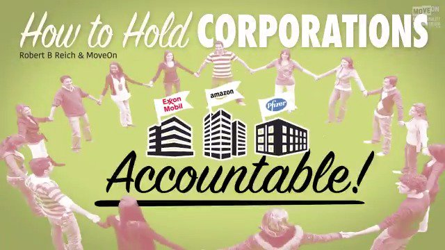 Massive corporations are now amassing huge control over our economy and fueling widening inequality. We must remake corporations so they work for all of us, not just executives and wealthy shareholders.