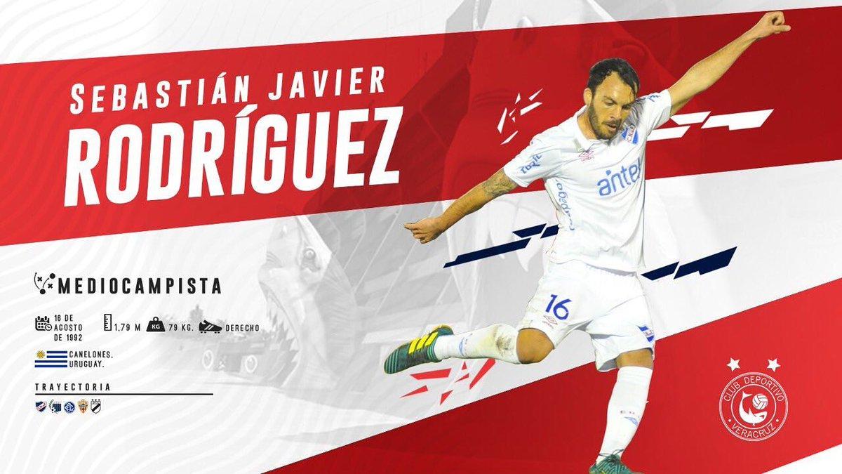 Sebastián Rodríguez seguirá su carrera en Tiburones Rojos de Mexico. El volante acordó la rescisión de contrato con Nacional antes del vencimiento de su vínculo el 31/12 y le dejará un resarcimiento económico al tricolor.