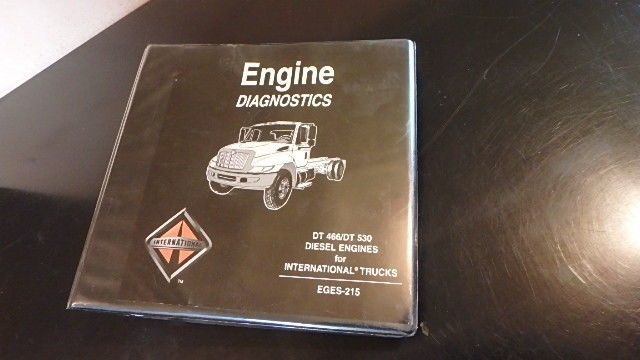 International dt466 engine manual