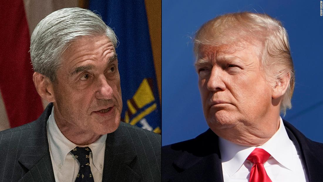 Robert Mueller's team continues to be interested in interviewing the President, sources tell CNN https://cnn.it/2QVVTaL