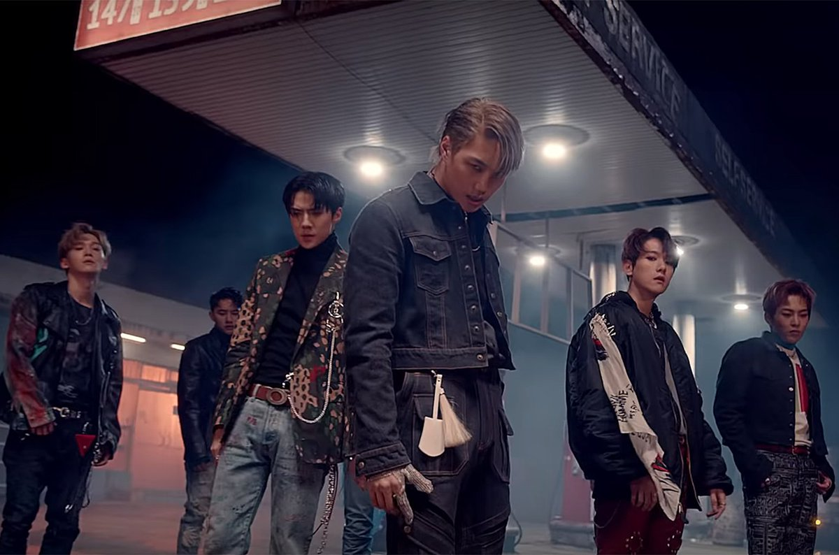".@weareoneEXO take aim with new alt R&B single ""Love Shot."" Watch the music video https://t.co/OWnrnYQvQI"