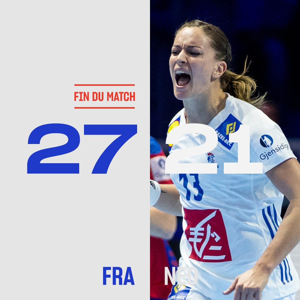 Equipes France Hand's photo on #bleuetfier