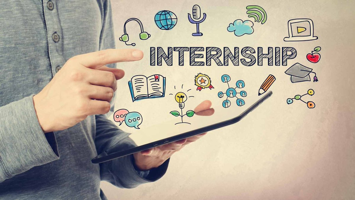 If I had a dollar for every time the word 'internship' came up in any conversation with anyone older than me between Freshman and Senior year of college I could pay off my student debt: https://t.co/aB3wq8WS32