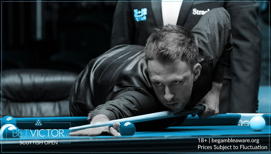 ✅ 101 ✅ 117 ✅ 119  3 centuries and a 5-3 win for Judd Trump puts him in to the #ScottishOpen semi-final.  One step closer to back-to-back Home Nations titles.