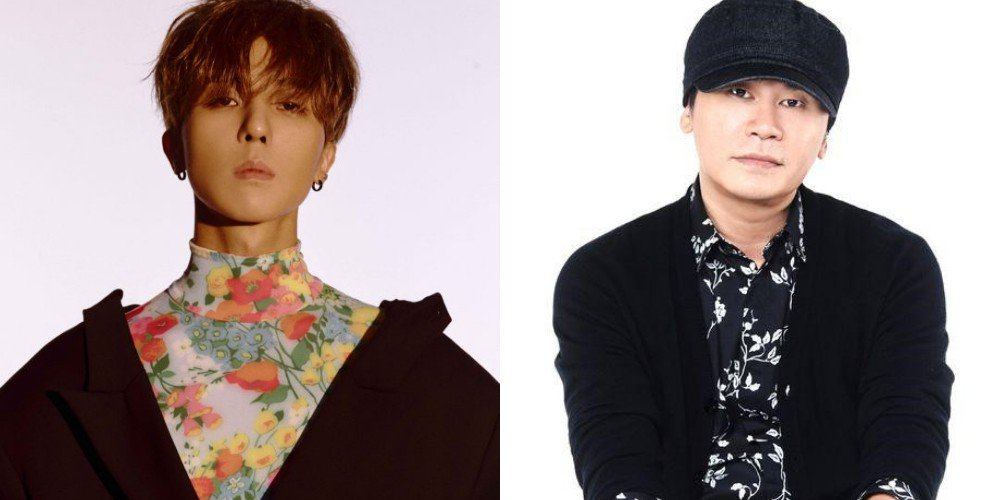 Song Min Ho says Yang Hyun Suk is his current girlfriend https://t.co/Zam10B8vtD