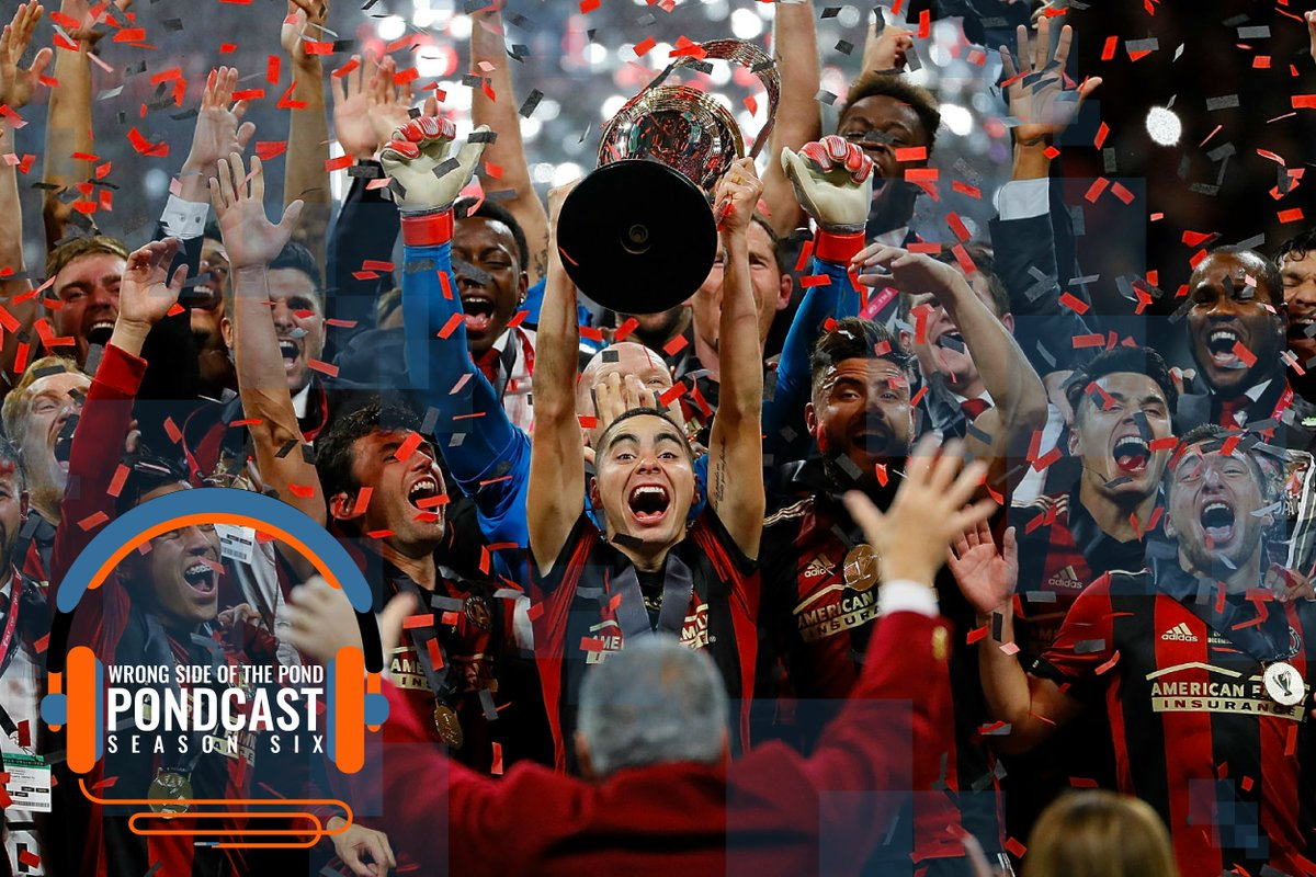 Occupy your afternoon commute home with the latest #Pondcast, including our look back at #MLSCup, a double dose of Premier League and the Copa Libertadores final.  👉 https://wp.me/pyLsW-4Nn