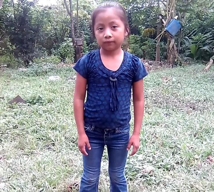 Image result for Jakelin Ameí Rosmery Caal Maquin