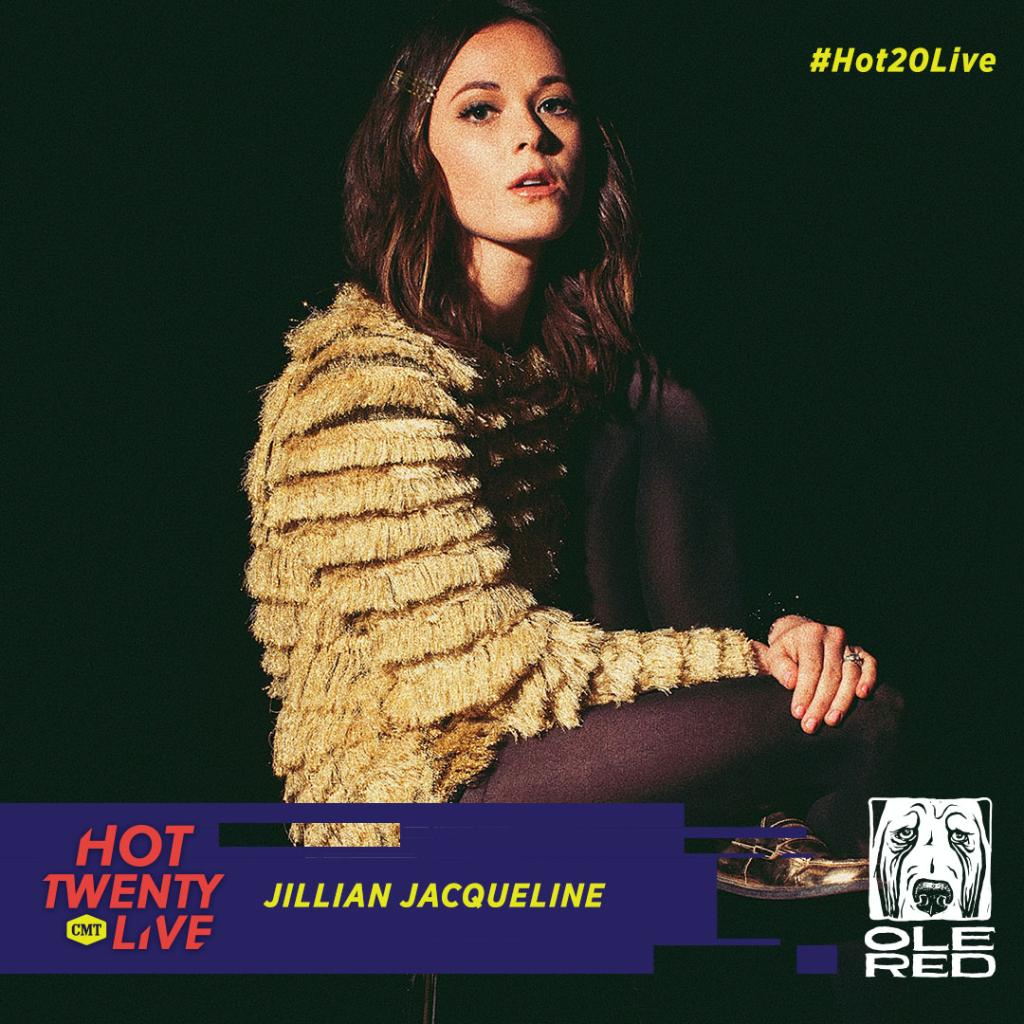 Y'all ready for @jillianjmusic and @hannahgreyellis?! Watch the #Hot20Live stream from @OleRedNashville NOW > https://t.co/lelWx3bVrb