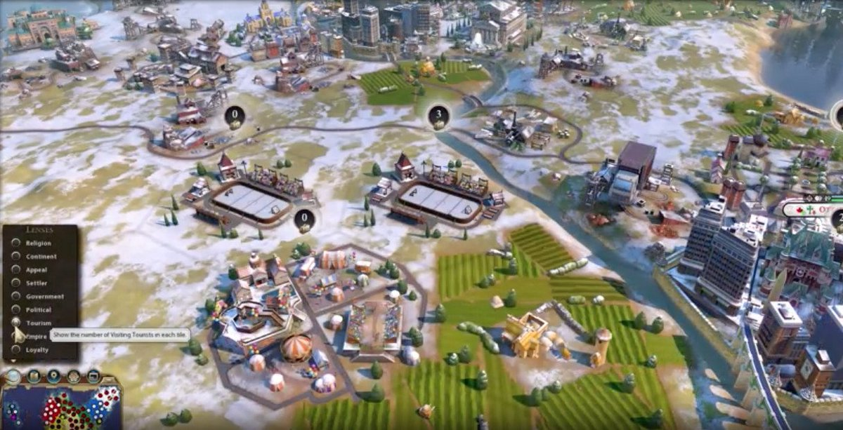 Civilization 6's next expansion adds Canada and all things Canadian — including the Mounties and ice hockey. https://t.co/iPVRCAqJ4A