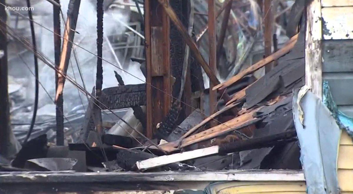 UPDATE: Massive scrap yard fire in north Harris County ruled accidental https://t.co/znoitCkrwM #KHOU11