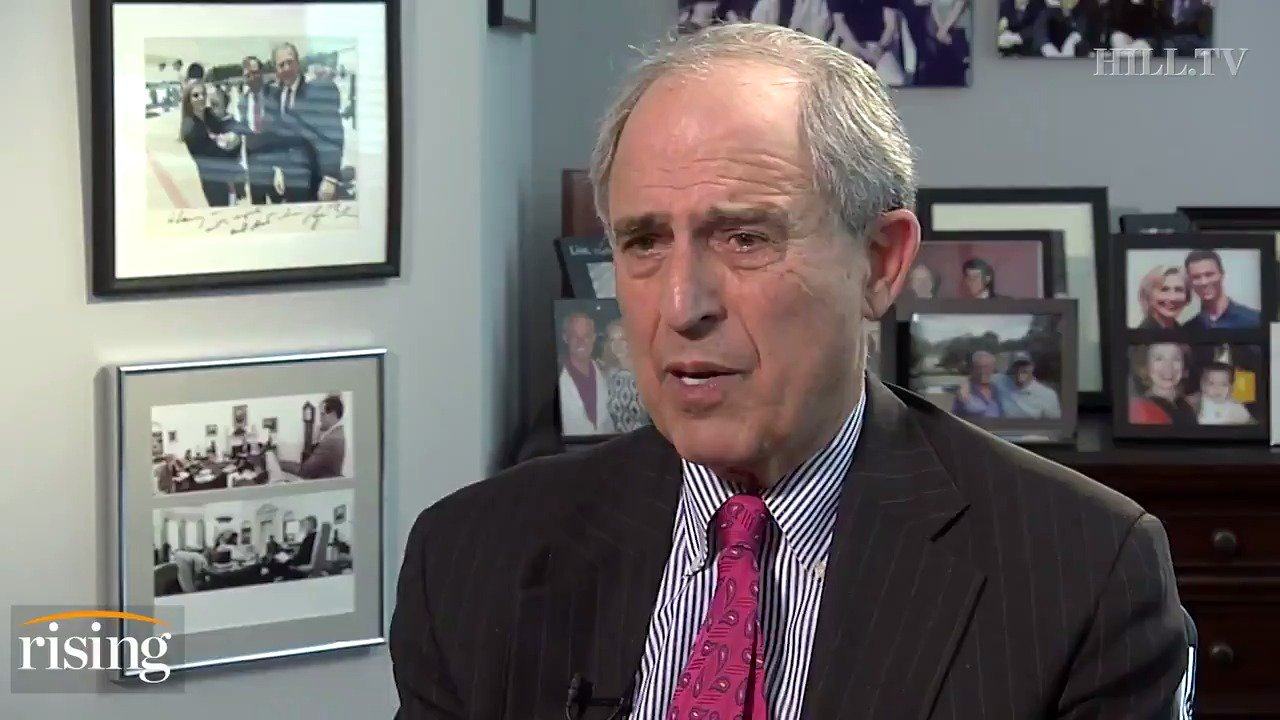 Lanny Davis: Nixon had more respect for the Constitution than Trump @HillTVLive https://t.co/G2rHbfu1F8 https://t.co/ZNFDjqP8PP