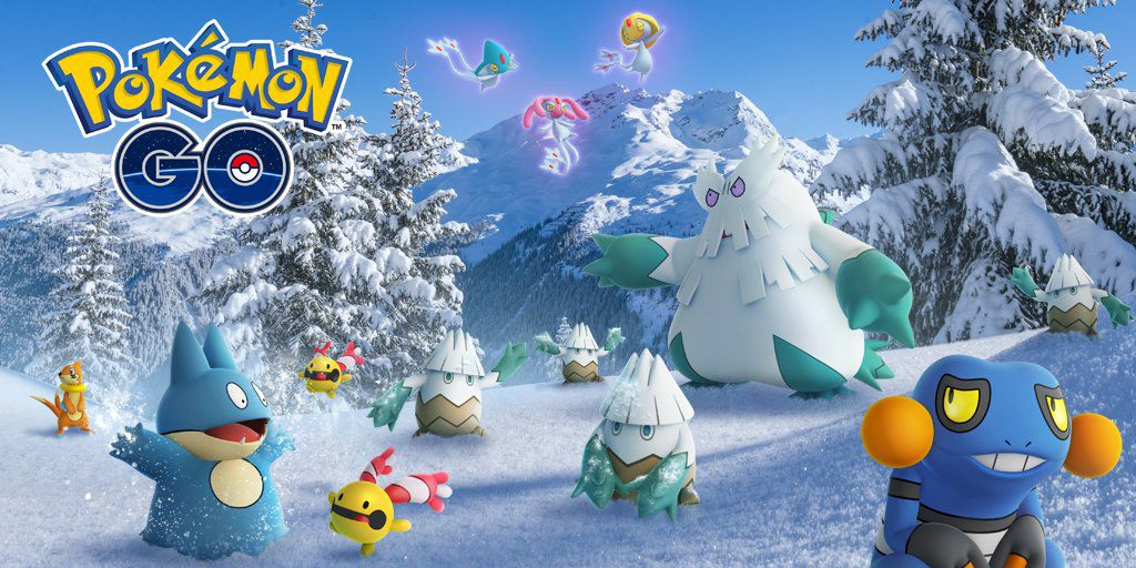 Pokémon Go's holiday event drops gifts for two weeks straight starting next week — and some new Pokémon too: https://t.co/lyIjFBifVu