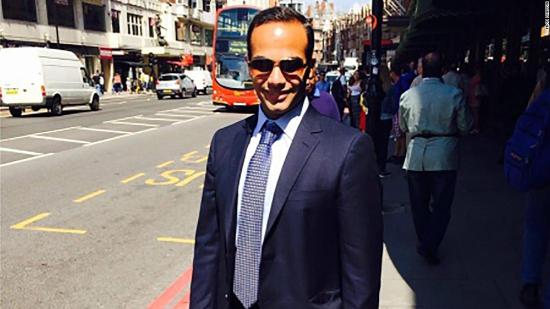 Ex-Trump campaign aide George Papadopoulos, who was released from prison last week, says he'll run for Congress in 2020 https://cnn.it/2SNVC6S