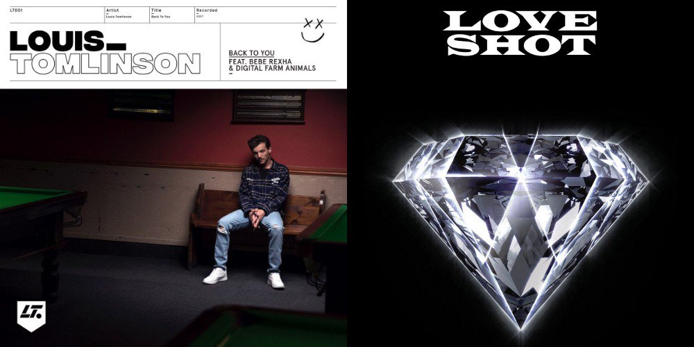 A netizen claims that EXO's 'Love Shot' plagiarized One Direction Louis Tomlinson's 'Back To You' https://t.co/s7q0n72kFE