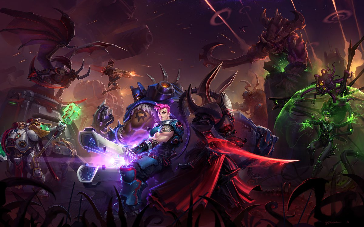 Heroes of the Storm pros vent sadness and anger after Blizzard's kills the game's esports future https://t.co/s0qEBS5y2i