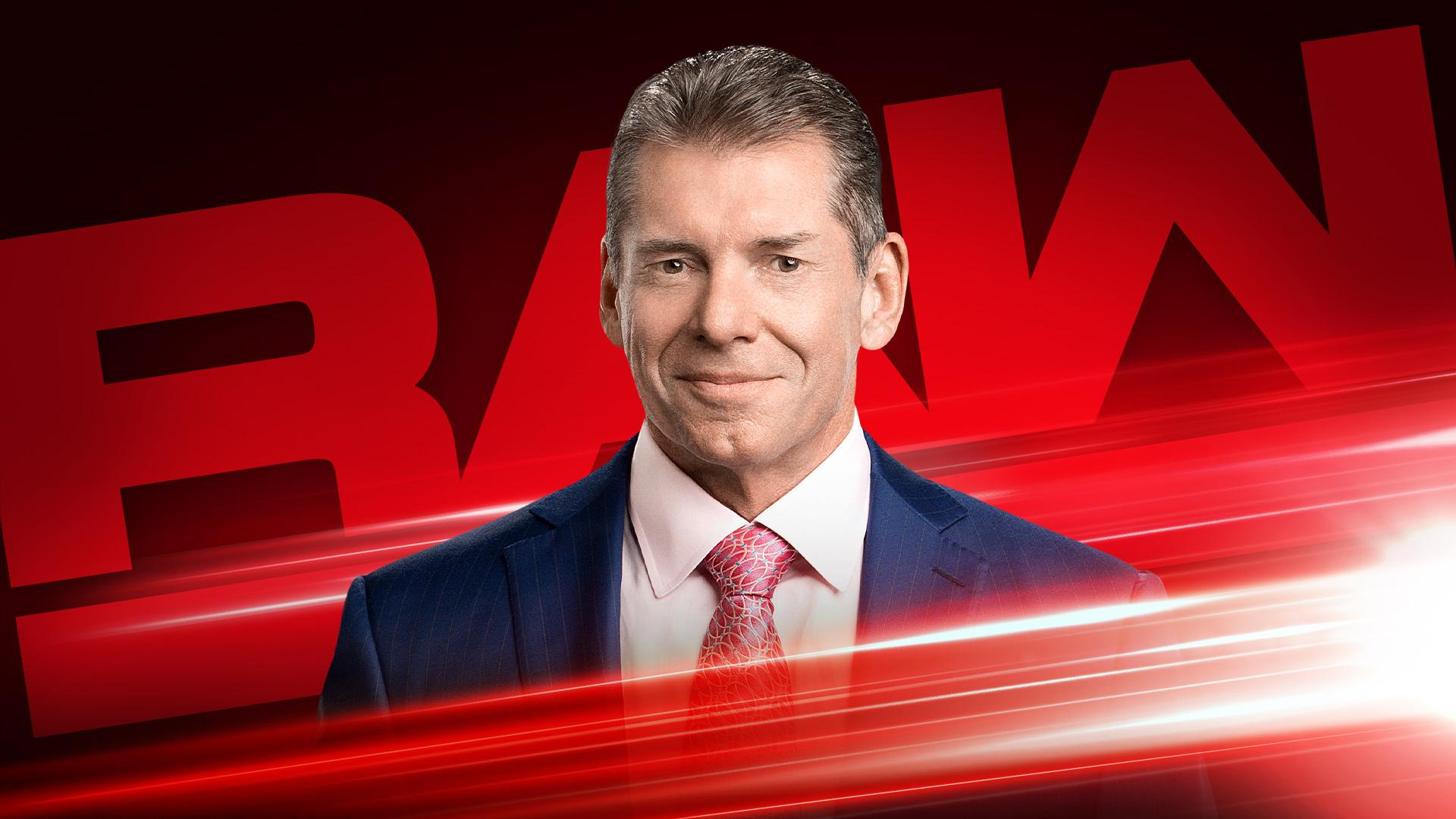 BREAKING: @VinceMcMahon returns to #RAW this Monday night! https://t.co/EDpbQXFwdM https://t.co/ENmA1vZAnG