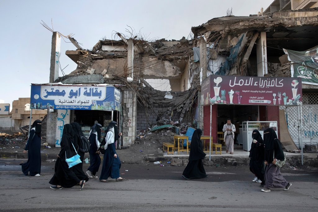 US Senate vote signals that, unlike Trump, it won't sell out the most basic human values (voiding complicity in Saudi-led bombing and starving of Yemeni civilians) for a few arms-sales jobs. https://t.co/bvtFEDtUd7
