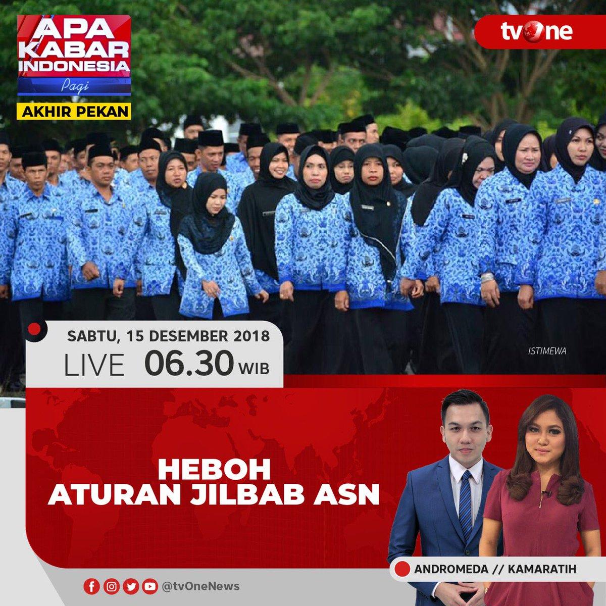 Heboh Aturan Jilbab ASN https://t.co/BBl3S46ff0