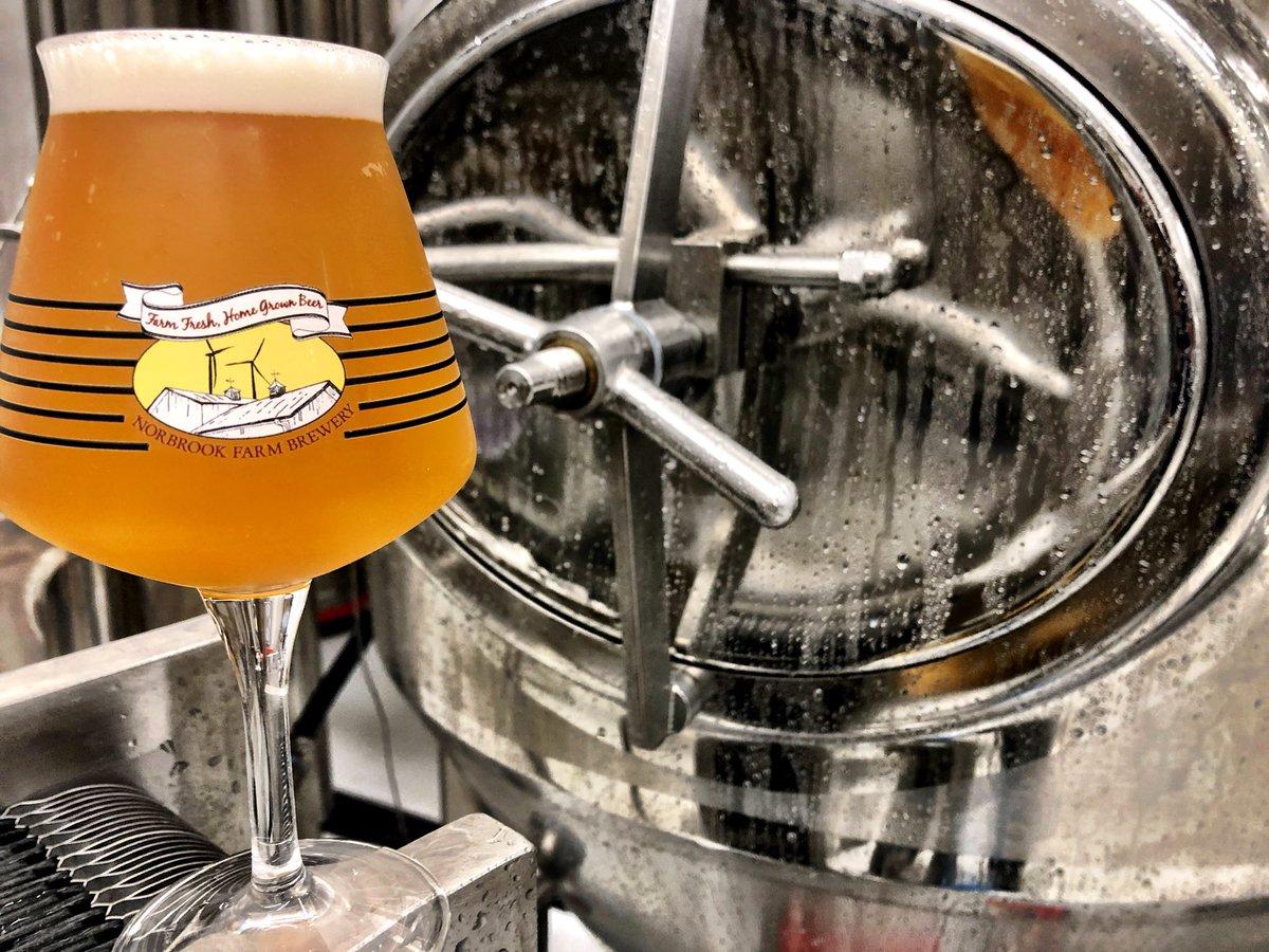 Norbrook Farm Brewery On Twitter Tomorrow Biere De Blond 6 7