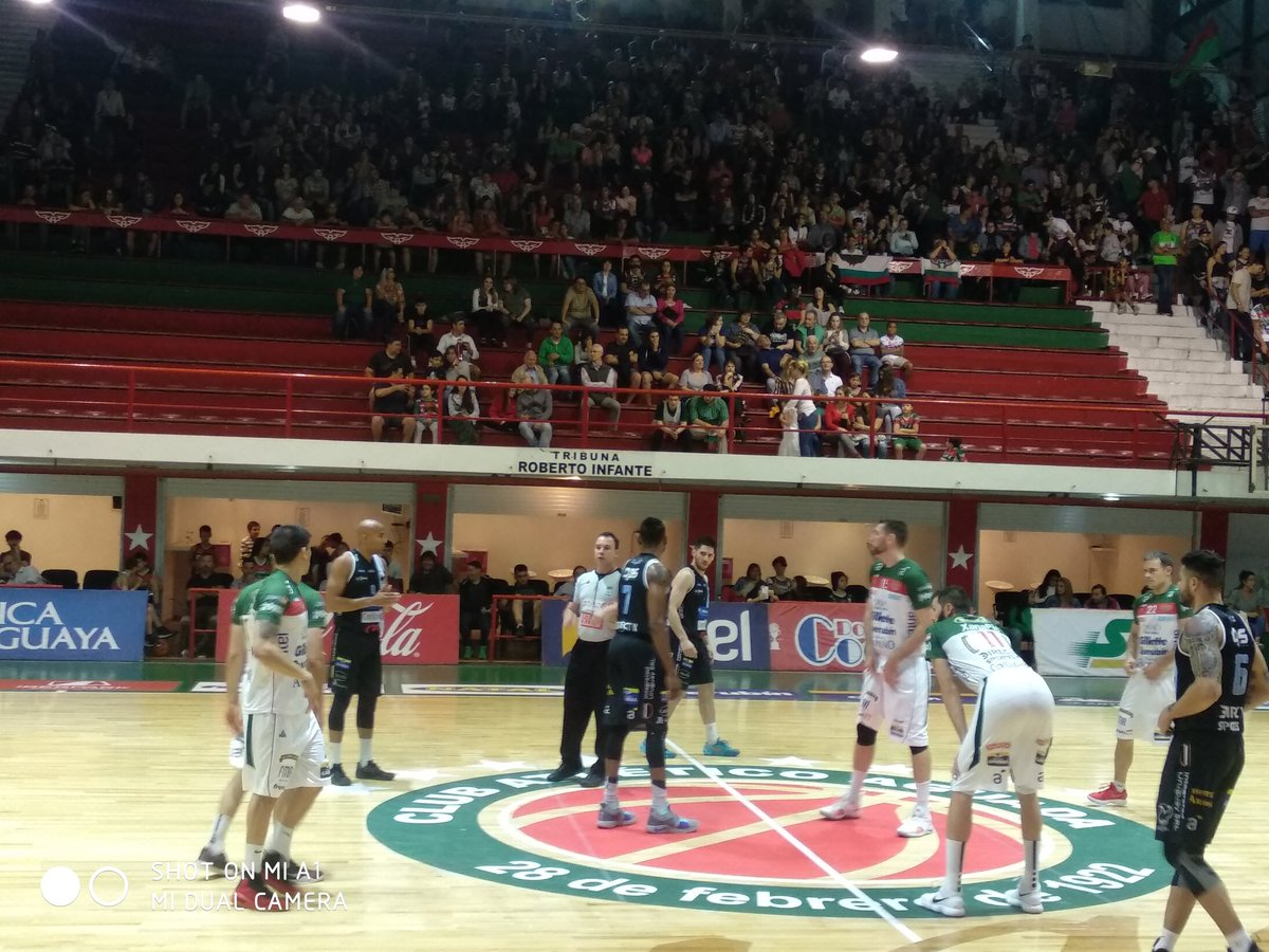 #LUB | Ya se juega: @Aguada_oficial Vs. @Club_Atenas seguinos en vivo por http://sport890.com.uy