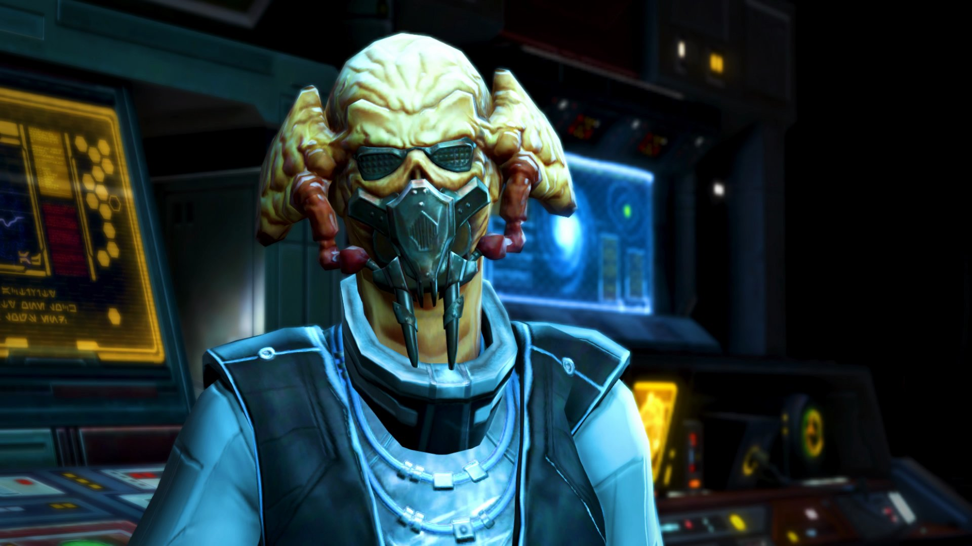 The Old Republic On Twitter Only The Weak Choose Fear As Their Weapon Jedi Master Gnost Dural Jediundersiege Swtor