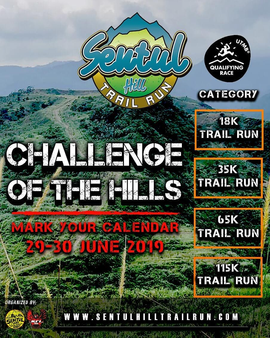 Sentul Hill Trail Run • 2019