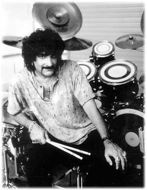 Happy 72nd Birthday To Carmine Appice - Blue Murder, King Kobra, Ozzy Osbourne, Rod Stewart And More.