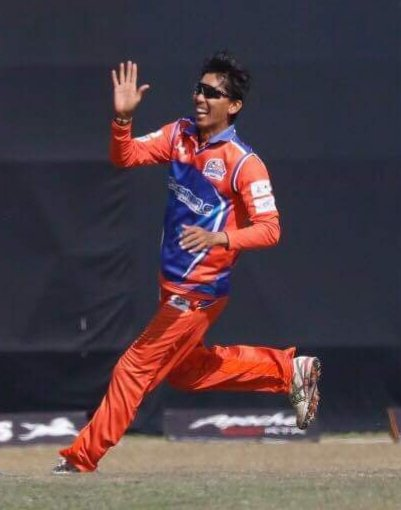 The farewell looms for Nepali crickets greatest servant Shakti Gauchan. One final act for him in domestic cricket today. #ShaktiGauchan #ThankyouShaktiGauchan #Nepalcricket