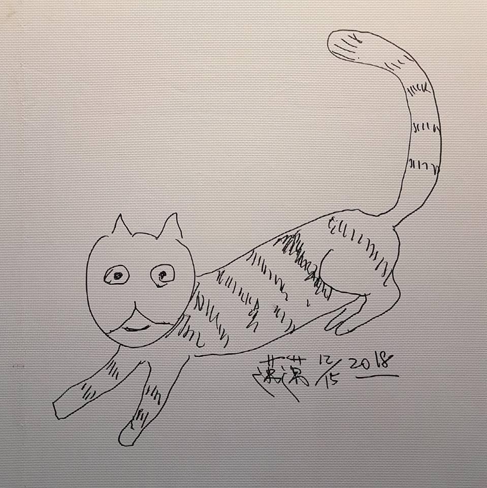 貓貓和邁邁一起進駐推特了!