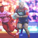 Season Review: Nathan Ross Avg running metres: 103m Tackles made: 100 (79% efficiency) Tries: 2 Try assists: 2 Line breaks: 4 Offloads: 4 Tackle breaks: 24  📝 https://t.co/E1cp2055LW  #GoHardGoKnights #NRL