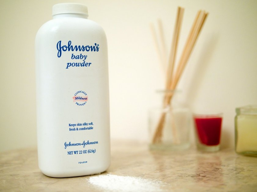 Johnson & Johnson sabía desde hace décadas que su talco contenía asbesto. https://t.co/99USc6V1CJ