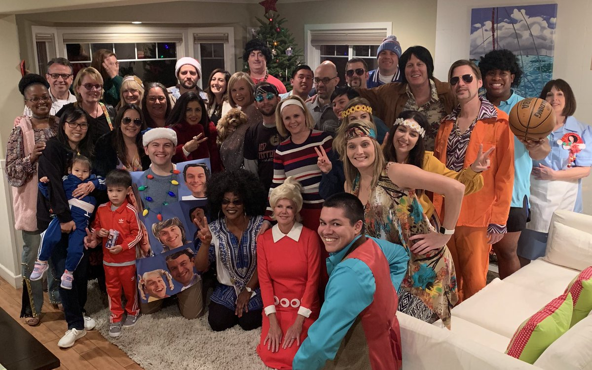 Very Brady Christmas.Kevin Faulconer On Twitter It S A Very Brady Christmas For