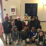 Image for the Tweet beginning: My students enjoyed the Nutcracker