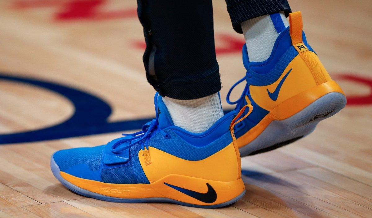 Nike PG 2.5 PE. 📸: @IsaiahDowning