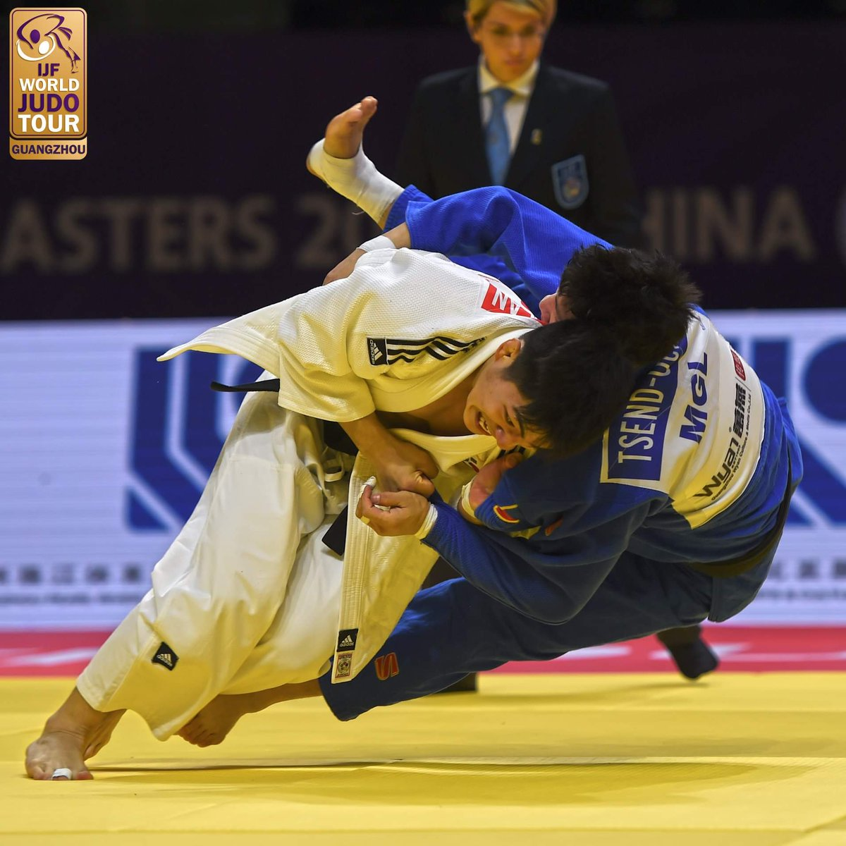 Int  Judo Federation on Twitter: