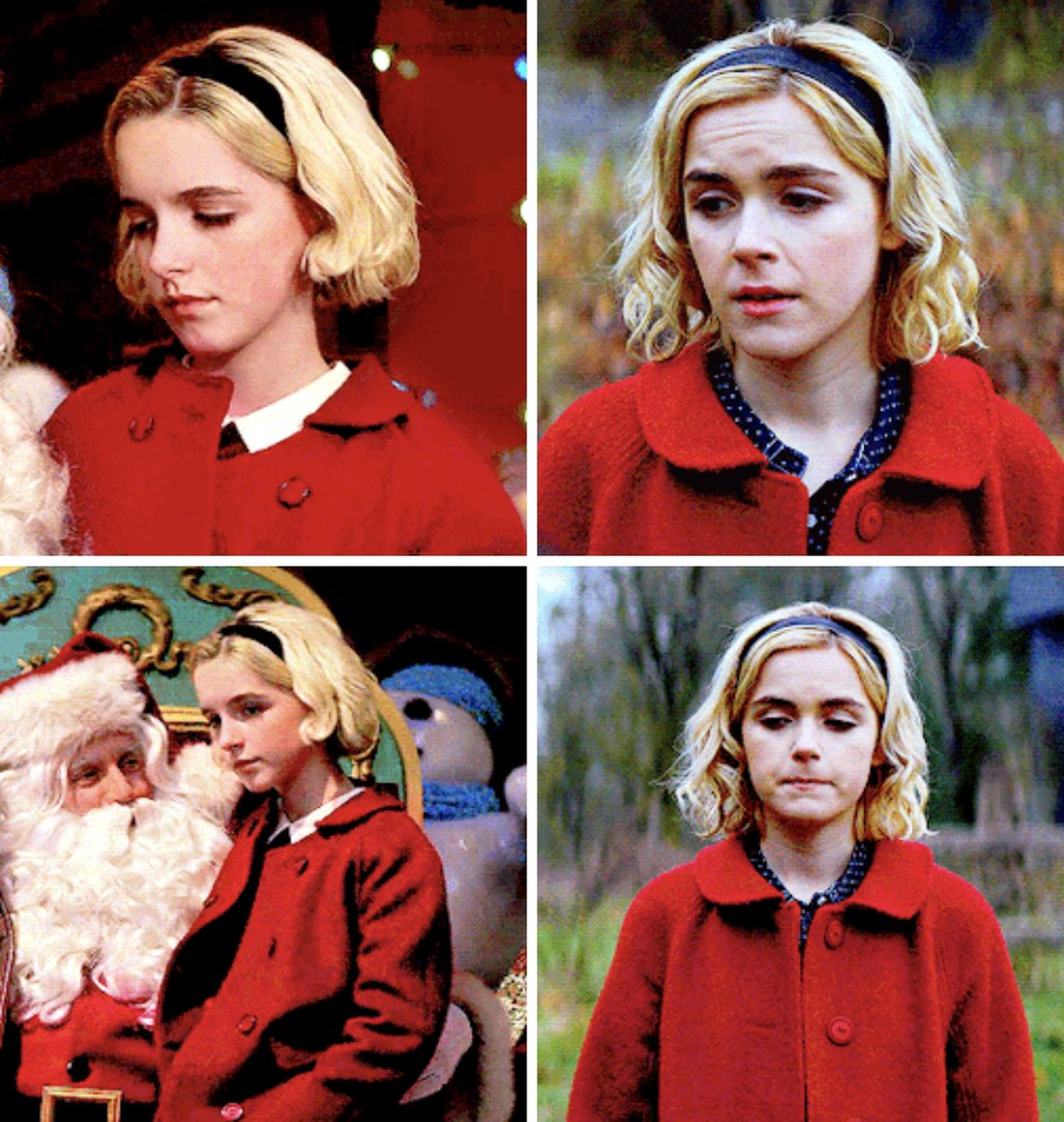 """We Need To Talk About Young Sabrina In """"Chilling Adventures Of Sabrina"""""""