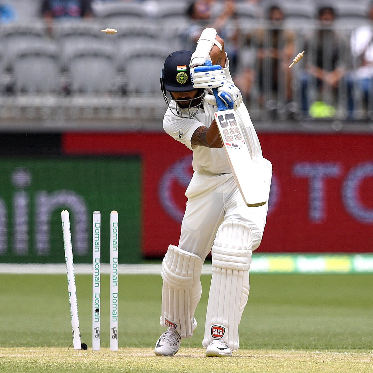 cricket.com.au's photo on Murali Vijay